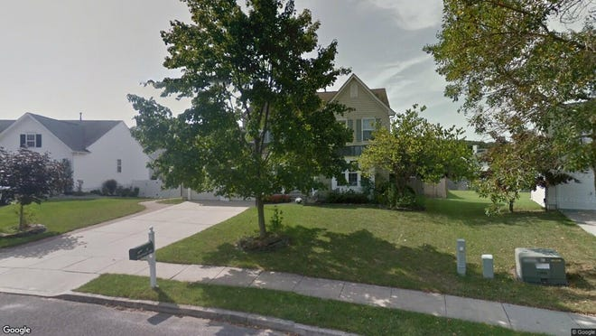 This Google Street View image shows the approximate location of 6 Teakwood Lane in Gloucester Township. The property at this address changed hands in October 2019, when new owner bought the property for $264,000.