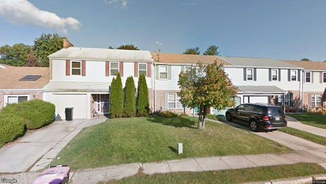 This Google Street View image shows the approximate location of 1705 Kingswood Place in Gloucester Township. The property at this address changed hands in November 2019, when new owner bought the property for $135,000.