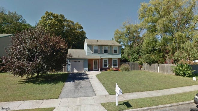 This Google Street View image shows the approximate location of 133 St. Moritz Drive in Gloucester Township. The property at this address changed hands in October 2019, when new owner bought the property for $185,000.