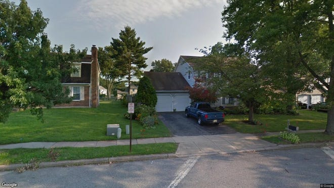 This Google Street View image shows the approximate location of 708 Somerdale Road in Gloucester Township. The property at this address changed hands in October 2019, when new owners bought the property for $223,500.