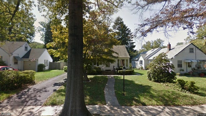 This Google Street View image shows the approximate location of 3 Breslin Ave. in Haddon. The property at this address changed hands in October 2019, when new owners bought the property for $199,000.