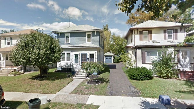 This Google Street View image shows the approximate location of 107 E. Cedar Ave. in Haddon. The property at this address changed hands in September 2019, when new owner bought the property for $191,000.