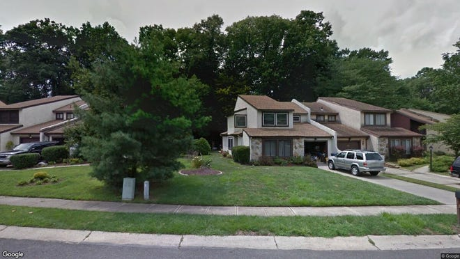 This Google Street View image shows the approximate location of 47 Peregrine Drive in Voorhees. The property at this address changed hands in October 2019, when new owners bought the property for $220,000.