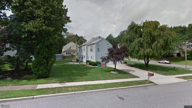 This Google Street View image shows the approximate location of 71 Regan Lane in Voorhees. The property at this address changed hands in October 2019, when new owner bought the property for $415,000.