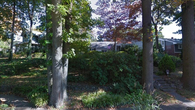 This Google Street View image shows the approximate location of 46 Lake Drive in Woodbury City. The property at this address changed hands in December 2019, when new owners bought the property for $310,000.