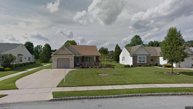 This Google Street View image shows the approximate location of 411 Country Way in East Greenwich. The property at this address changed hands in December 2019, when new owners bought the property for $200,000.