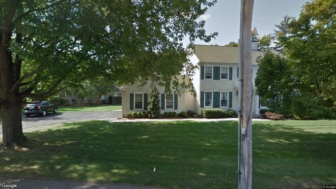 This Google Street View image shows the approximate location of 115 W. End Ave. in Pequannock. The property at this address changed hands in November 2019, when new owners bought the property for $655,000.