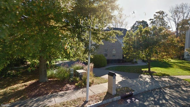 This Google Street View image shows the approximate location of 14 Country Meadow Lane in Boonton Town. The property at this address changed hands in December 2019, when new owners bought the property for $689,000.