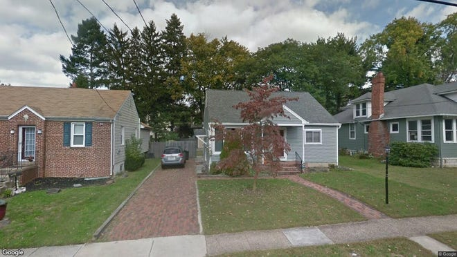 This Google Street View image shows the approximate location of 1703 Maple Ave. in Haddon Heights. The property at this address changed hands in October 2019, when new owners bought the property for $240,000.