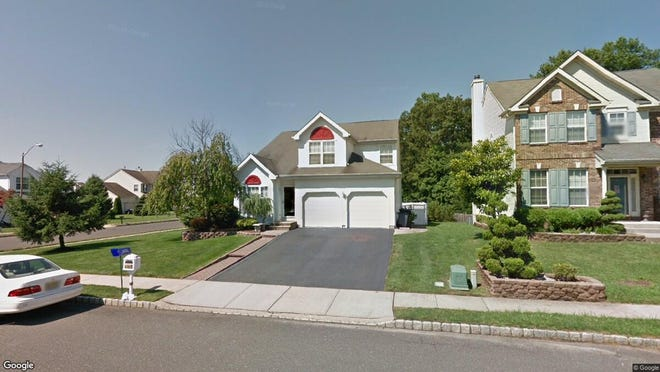 This Google Street View image shows the approximate location of 1 Shannon Court in Howell. The property at this address changed hands in January 2020, when new owners bought the property for $400,000.