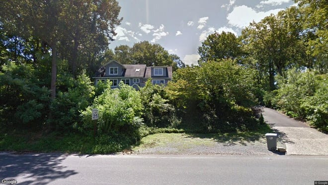 This Google Street View image shows the approximate location of 335 Ocean Blvd. in Atlantic Highlands. The property at this address changed hands in November 2019, when new owners bought the property for $889,500.