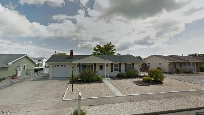 This Google Street View image shows the approximate location of 206 Edison Road in Barnegat. The property at this address changed hands in December 2019, when new owners bought the property for $315,000.