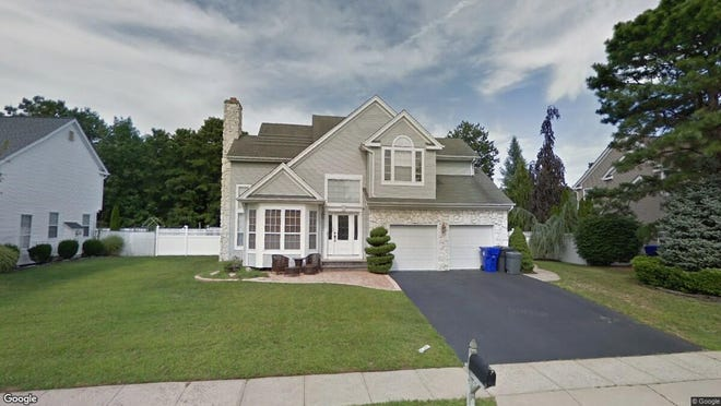 This Google Street View image shows the approximate location of 54 Cleveland Ave. in Brick. The property at this address changed hands in October 2019, when new owners bought the property for $452,000.