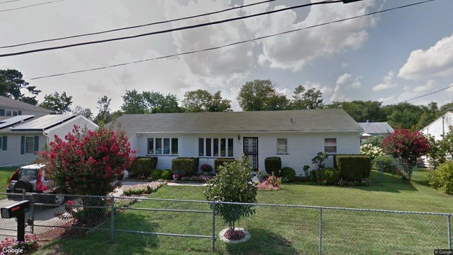 This Google Street View image shows the approximate location of 445 Hulse Ave. in Brick. The property at this address changed hands in November 2019, when new owners bought the property for $250,000.