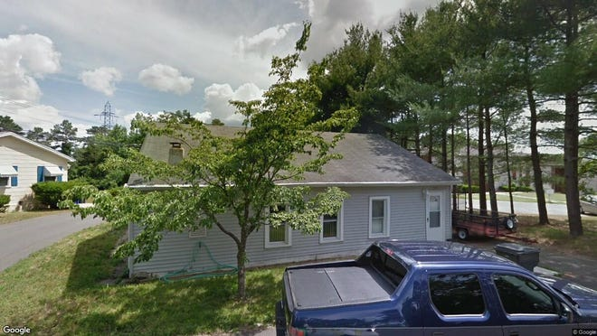 This Google Street View image shows the approximate location of 315 River Terrace in Toms River. The property at this address changed hands in December 2019, when new owner bought the property for $113,000.