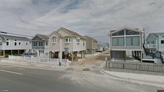 This Google Street View image shows the approximate location of 126 W. Penguin Way in Toms River. The property at this address changed hands in November 2019, when new owner bought the property for $365,000.