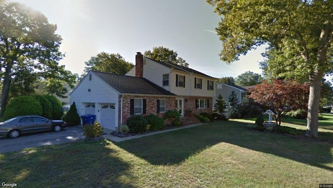This Google Street View image shows the approximate location of 661 Huckleberry Lane in Toms River. The property at this address changed hands in December 2019, when new owner bought the property for $274,000.