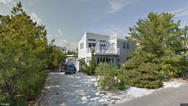 This Google Street View image shows the approximate location of 7 Barnegat Ave. in Harvey Cedars. The property at this address changed hands in December 2019, when new owners bought the property for $499,000.