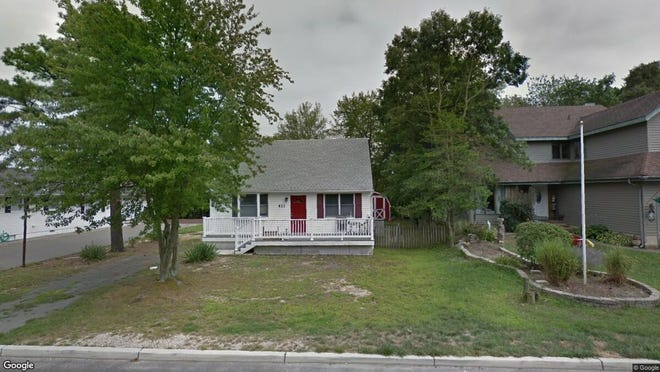 This Google Street View image shows the approximate location of 417 Narragansette Ave. in Ocean Gate. The property at this address changed hands in December 2019, when new owner bought the property for $290,000.