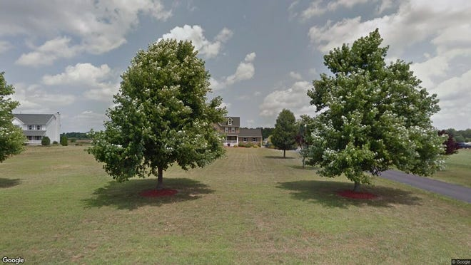 This Google Street View image shows the approximate location of 215 E. Colliers Mill Road in Plumsted. The property at this address changed hands in December 2019, when new owner bought the property for $680,000.