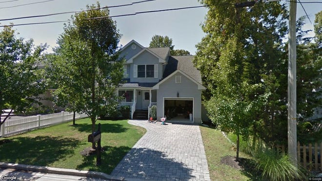 This Google Street View image shows the approximate location of 2610 Willow St. in Point Pleasant. The property at this address changed hands in December 2019, when new owners bought the property for $570,000.