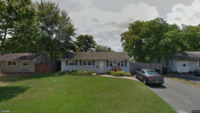 This Google Street View image shows the approximate location of 29 Colgate Drive in South Toms River. The property at this address changed hands in December 2019, when new owner bought the property for $175,000.