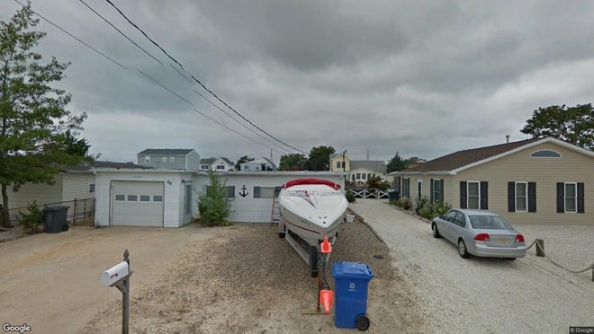 This Google Street View image shows the approximate location of 44 Albert Drive in Stafford. The property at this address changed hands in December 2019, when new owners bought the property for $240,000.
