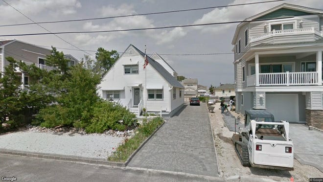 This Google Street View image shows the approximate location of 289 S. Second St. in Surf City. The property at this address changed hands in December 2019, when new owners bought the property for $550,000.