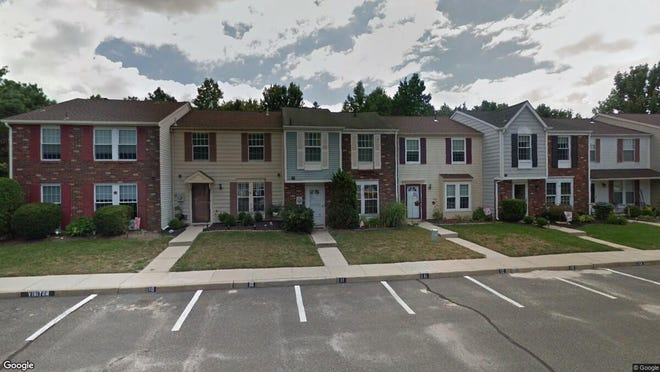 This Google Street View image shows the approximate location of 10 Benchly Way in Evesham. The property at this address changed hands in November 2019, when new owner bought the property for $167,000.