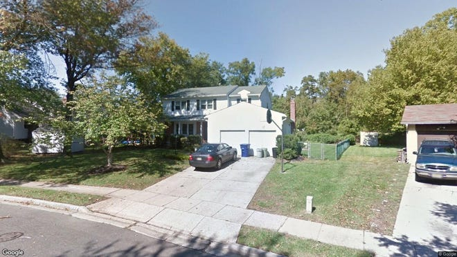 This Google Street View image shows the approximate location of 109 Oxford Place in Mount Laurel. The property at this address changed hands in December 2019, when new owners bought the property for $299,900.