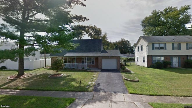 This Google Street View image shows the approximate location of 44 Globe Lane in Willingboro. The property at this address changed hands in December 2019, when new owner bought the property for $150,000.