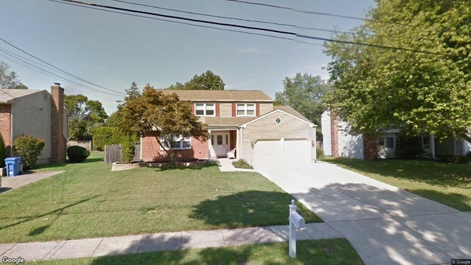 This Google Street View image shows the approximate location of 312 Berkshire Ave. in Cherry Hill. The property at this address changed hands in September 2019, when new owners bought the property for $345,000.