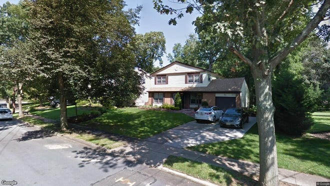 This Google Street View image shows the approximate location of 4 Evans Lane in Cherry Hill. The property at this address changed hands in August 2019, when new owners bought the property for $334,900.