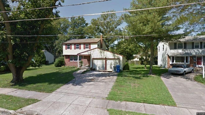 This Google Street View image shows the approximate location of 15 Black Latch Lane in Cherry Hill. The property at this address changed hands in October 2019, when new owners bought the property for $313,500.