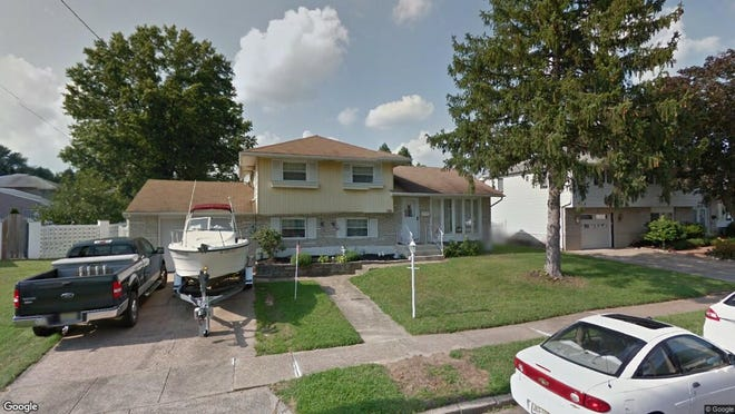 This Google Street View image shows the approximate location of 709 George Lane in Gloucester Township. The property at this address changed hands in October 2019, when new owners bought the property for $165,000.