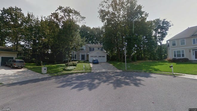 This Google Street View image shows the approximate location of 5 Ridge View Court in Winslow. The property at this address changed hands in October 2019, when new owners bought the property for $301,000.