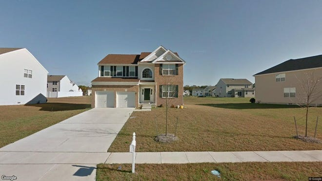 This Google Street View image shows the approximate location of 17 Westbury Drive in Winslow. The property at this address changed hands in October 2019, when new owners bought the property for $280,000.