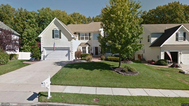 This Google Street View image shows the approximate location of 11 Filly Way in Washington. The property at this address changed hands in December 2019, when new owners bought the property for $411,500.