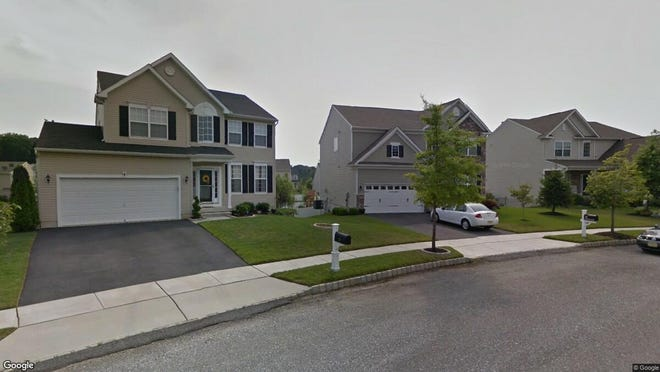 This Google Street View image shows the approximate location of 10 Locust Lane in Woolwich. The property at this address changed hands in November 2019, when new owner bought the property for $349,000.