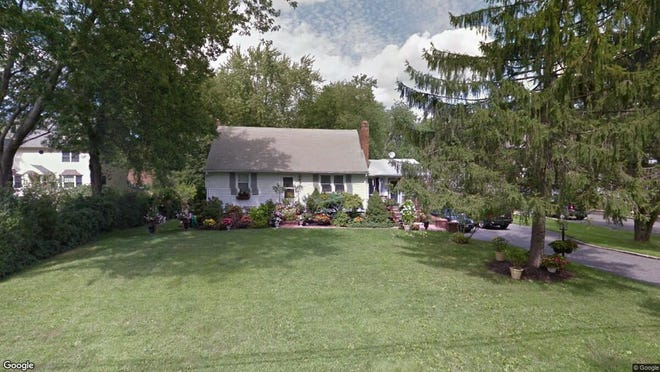 This Google Street View image shows the approximate location of 75 Klinger Road in East Hanover. The property at this address changed hands in December 2019, when new owner bought the property for $355,000.