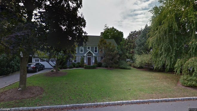 This Google Street View image shows the approximate location of 83 Pomeroy Road in Madison. The property at this address changed hands in December 2019, when new owners bought the property for $1,625,000.