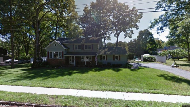 This Google Street View image shows the approximate location of 74 Watnong Drive in Morris Plains. The property at this address changed hands in December 2019, when new owners bought the property for $565,000.