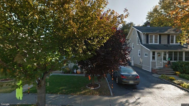 This Google Street View image shows the approximate location of 25 Parkway in Riverdale. The property at this address changed hands in December 2019, when new owners bought the property for $395,000.