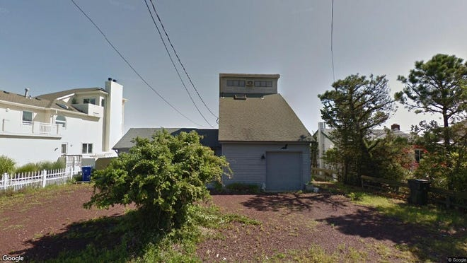 This Google Street View image shows the approximate location of 27 Cove Point Road in Toms River. The property at this address changed hands in November 2019, when new owner bought the property for $865,000.