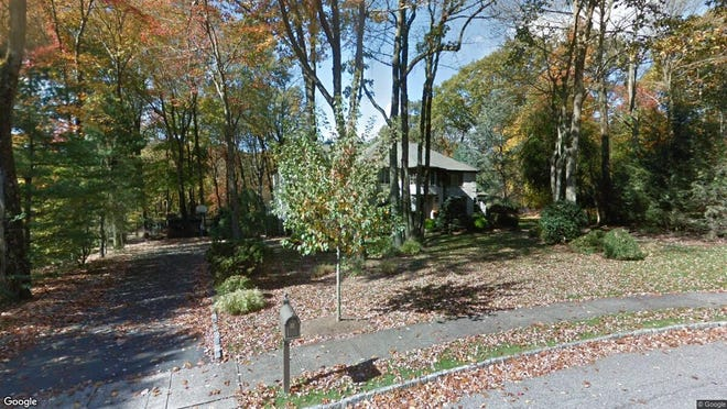 This Google Street View image shows the approximate location of 24 Tammy Hill Trl in Randolph. The property at this address changed hands in December 2019, when new owners bought the property for $875,000.