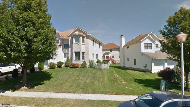 This Google Street View image shows the approximate location of 40 Paine Court in Parsippany-Troy Hills. The property at this address changed hands in November 2019, when new owner bought the property for $675,000.