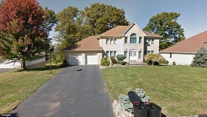 This Google Street View image shows the approximate location of 6 Battleridge Road in Parsippany-Troy Hills. The property at this address changed hands in December 2019, when new owners bought the property for $633,800.