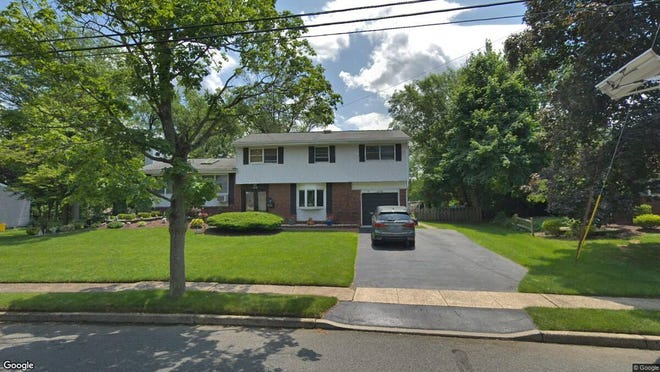 This Google Street View image shows the approximate location of 14 Bruning Road in East Brunswick. The property at this address changed hands in December 2019, when new owners bought the property for $410,000.