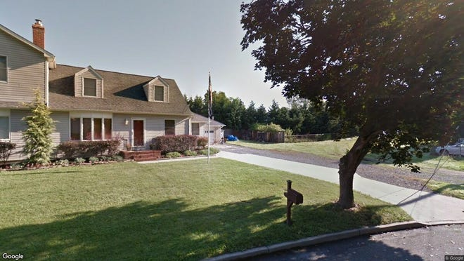 This Google Street View image shows the approximate location of 10 Linden Road in Bordentown Township. The property at this address changed hands in November 2019, when new owner bought the property for $300,000.