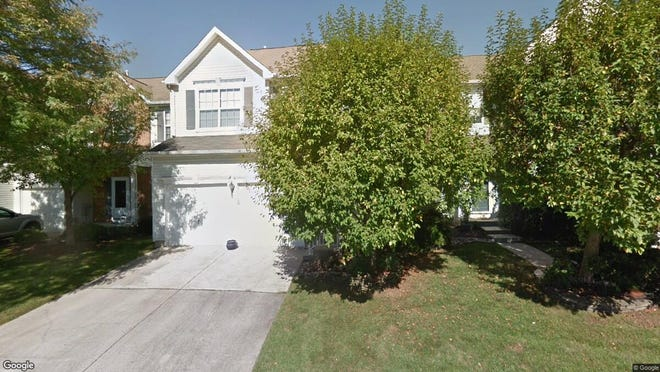This Google Street View image shows the approximate location of 87 Windingbrook Road in Bordentown Township. The property at this address changed hands in November 2019, when new owner bought the property for $320,000.
